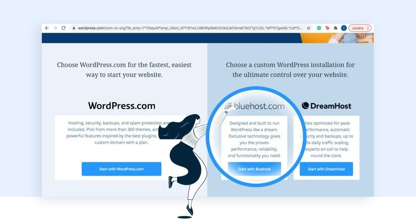 bluehost-wordpress-support-overview